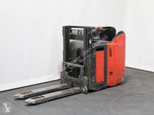 Linde L 12 L SP 133 stacker used pedestrian