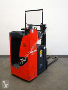 Stacker com conductor de pé Linde D 12 SF/1164 ION