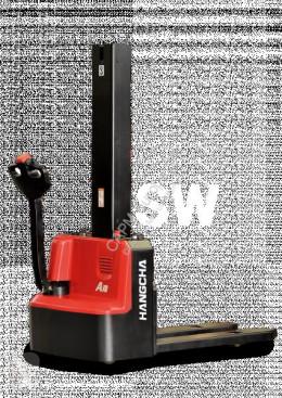 Hangcha gyalogkíséretű tolóoszlopos emelőtargonca CDD12-AMC1
