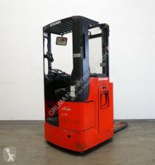 Wózek podnośnikowy samojezdny z operatorem stojącym Linde L 16 R/139-03