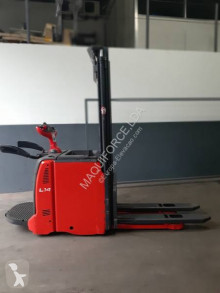 Linde L14AP stacker used stand-on