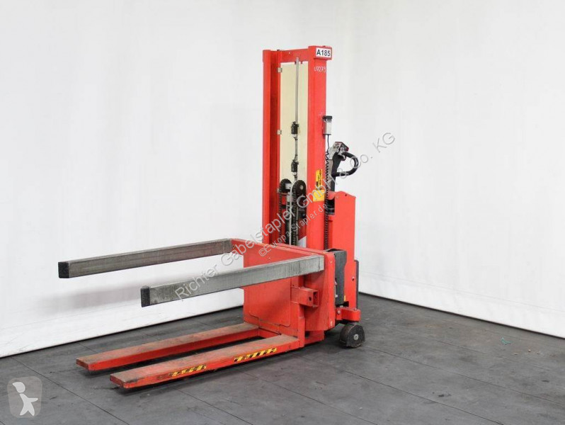 View images Nc Logitrans SELFR 1002/1600 stacker