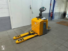 Jungheinrich ere 120 stacker used stand-on