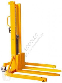 Nc STOCKMAN stacker new pedestrian