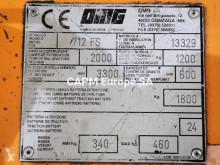 Vedeţi fotografiile Electrotranspalet OMG 712FS