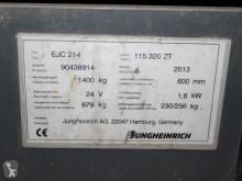 Bekijk foto's Stapelaar Jungheinrich EJC 214 115-320ZT