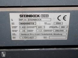 Voir les photos Gerbeur Steinbock Boss WP 14