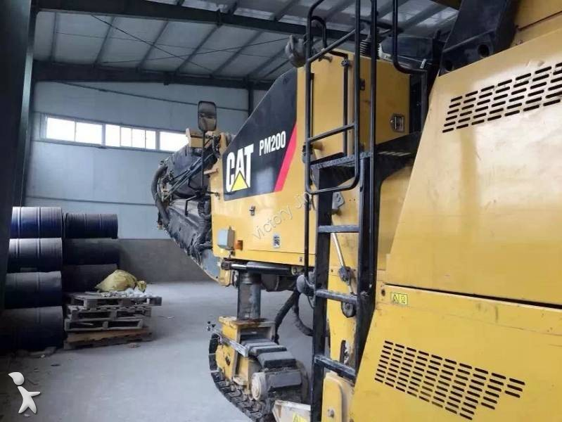Bekijk foto's Graaflaadmachine Caterpillar PM200