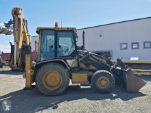 Caterpillar 432D used rigid backhoe loader