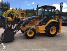 Volvo BL61B used rigid backhoe loader