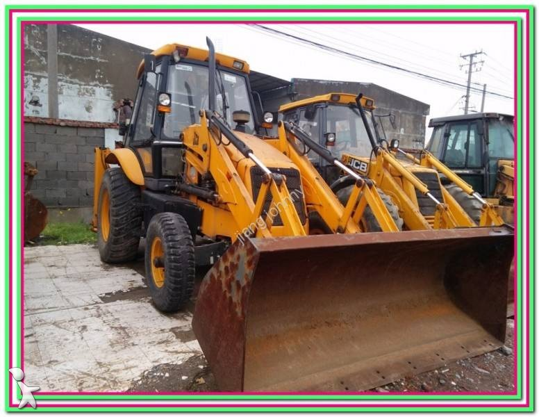 Vedeţi fotografiile Buldoexcavator JCB 3CX Eco