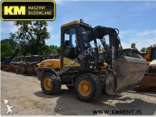 Mecalac 10MSX 10 12mxt mtx used articulated backhoe loader