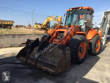 Fiat-Kobelco FB 200.2 - 4PS backhoe loader used