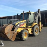 Volvo articulated backhoe loader BL 71