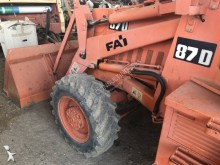 Komatsu FAI 87D used rigid backhoe loader