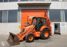 Fiat-Hitachi backhoe loader