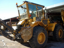 Volvo 6300 backhoe loader used