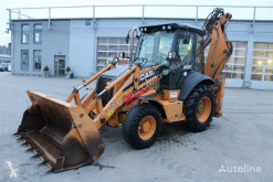 Buldoexcavator Case 590 ST second-hand