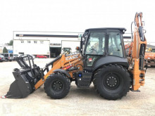 Case rigid backhoe loader 580ST