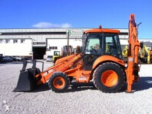Fiat-Hitachi FB 100.2 used rigid backhoe loader