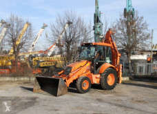 Fiat-Hitachi fb110.2 – 4x4 backhoe loader used