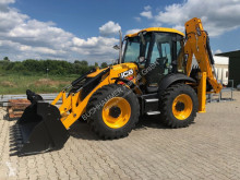 JCB 4CX Sitemaster backhoe loader