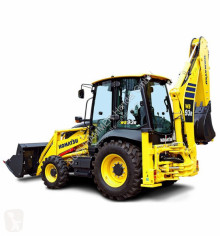 new backhoe loader