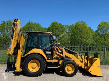 Caterpillar 428F used rigid backhoe loader