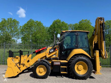 Caterpillar 428F tractopelle rigide occasion