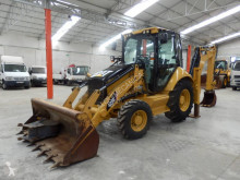Caterpillar 428 E backhoe loader used
