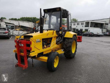 Ford 555 backhoe loader