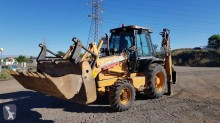 Case 580 Super M buldoexcavator rigid second-hand