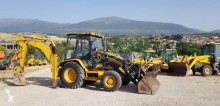 Caterpillar 428C 4x4 buldoexcavator rigid second-hand