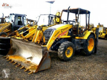 Fermec backhoe loader