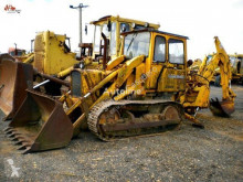John Deere 450-A backhoe loader used