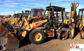 Case 580 SUPER LE backhoe loader used