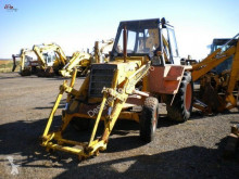 Case 580 F backhoe loader used