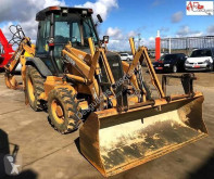 Buldoexcavator Case 580 Super M second-hand