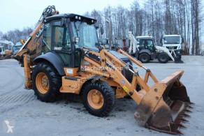 Case 590 ST backhoe loader used