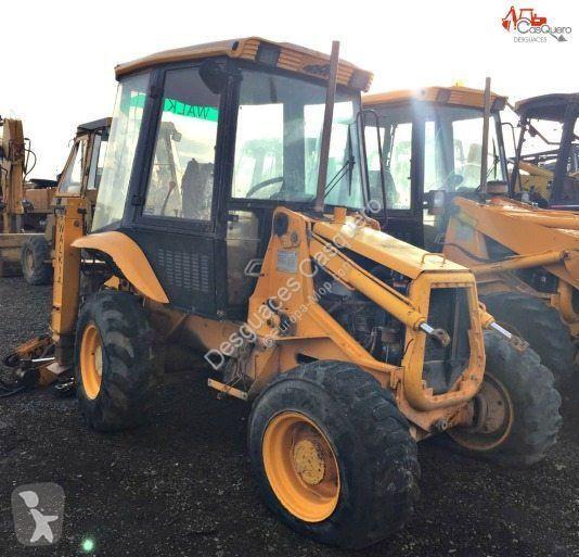 View images JCB 2CX backhoe loader