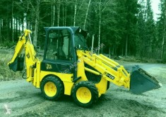 JCB 1CX used mini backhoe loader