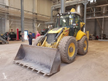 New Holland B 115 B used rigid backhoe loader
