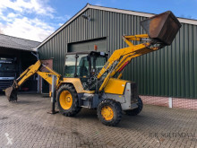 Fermec MF750 backhoe loader