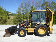 Tractopelle Caterpillar 428 D occasion
