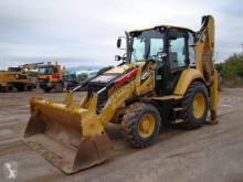 Caterpillar 427 F 2 backhoe loader used
