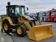 Caterpillar 432F2 backhoe loader used
