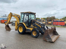 Caterpillar 432D backhoe loader used