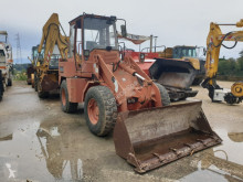FAI articulated backhoe loader 575