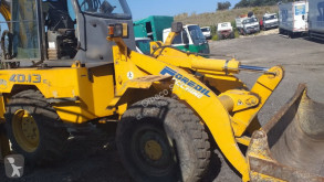 Foredil articulated backhoe loader