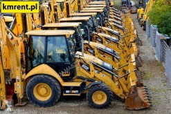 Caterpillar 434F|KOMATSU WB97 CASE 695 NEW HOLLAND B115B CAT 444 F tractopelle rigide occasion
